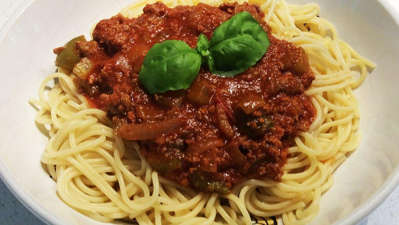 Sauce spaghetti « Le meilleur pour la faim »