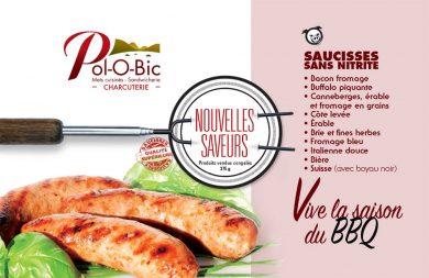 Saucisses BBQ